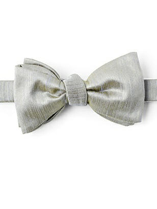 Dupioni Bow Ties