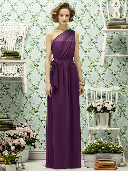 Lela Rose Style LR188 - Wild Berry - The Dessy Group