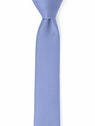Matte Satin Narrow Ties