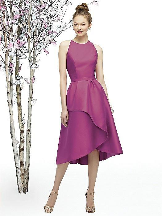 Lela Rose Style LR206 - American Beauty  The Dessy Group
