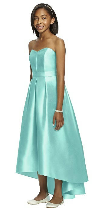 Dessy Collection Junior Bridesmaid JR533