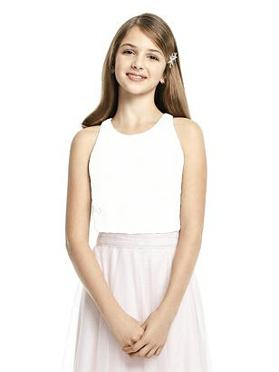 Dessy Collection Junior Bridesmaid JRT538