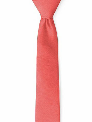 Men's Peau de Soie Narrow Tie