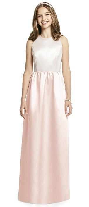 Dessy Collection Junior Bridesmaid JR536