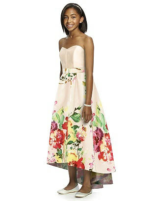 Dessy Collection Junior Bridesmaid JR533CP