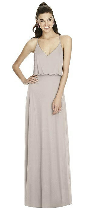 Taupe Bridesmaid Dresses | The Dessy Group
