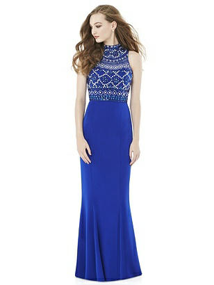 After Six Prom Dress: Lily, Royal Blue