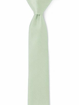 Men's Classic Yarn-Dyed Narrow Necktie