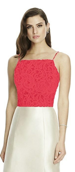 Dessy Bridesmaid style T2982