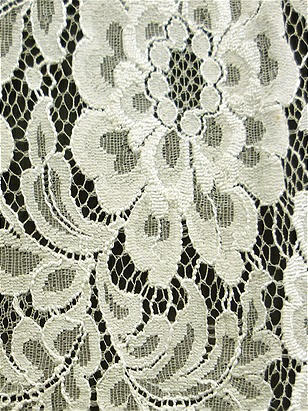 Gramercy Lace by the 1/2 yard