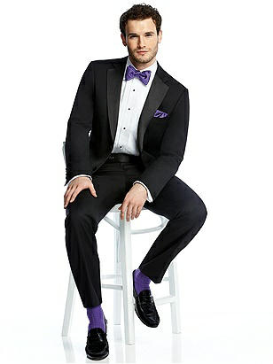 Men's Socks in PANTONE Wedding Colors