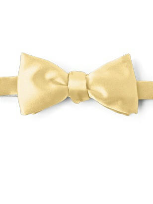 Matte Satin Bow Ties
