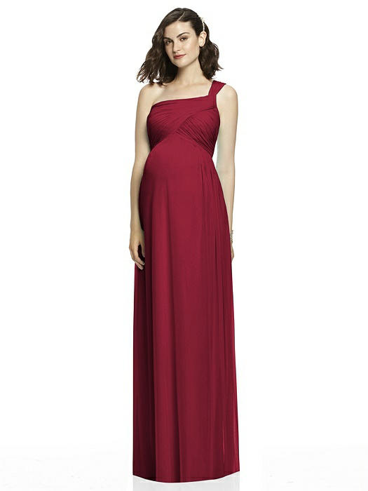Alfred Sung Maternity Bridesmaid Dress M427 The Dessy Group