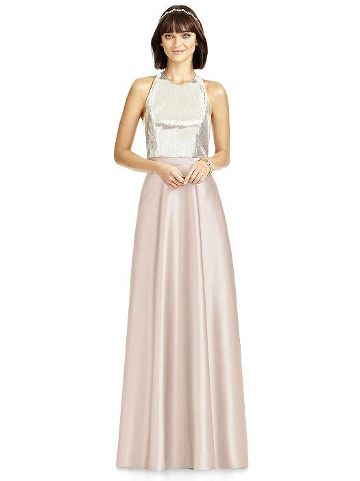 Dessy Collection Bridesmaid Skirt S2976 | The Dessy Group