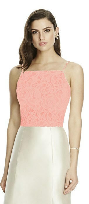 Dessy Bridesmaid Top T2982