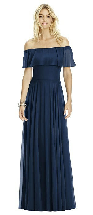 Blue Bridesmaid Dresses | The Dessy Group