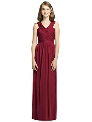 Dessy Collection Junior Bridesmaid Dress JR535
