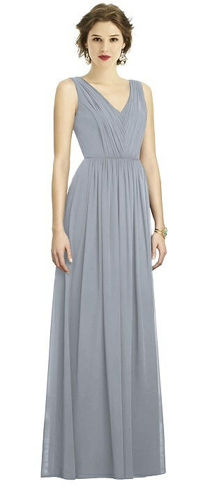 Dessy Bridesmaid Dress 3005