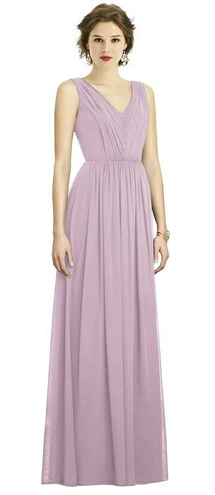 V-Neck Bridesmaid Dresses | The Dessy Group
