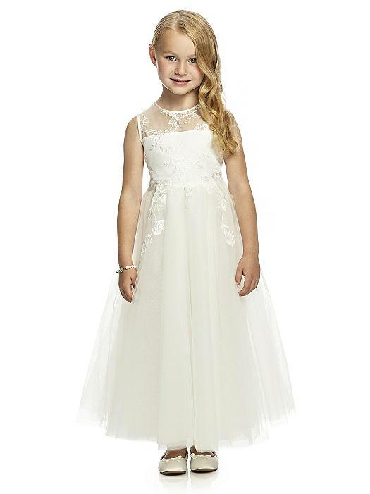 Flower Girl Dress FL4051 | The Dessy Group