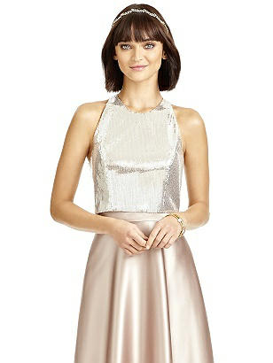 Dessy Collection Bridesmaid Top T2973