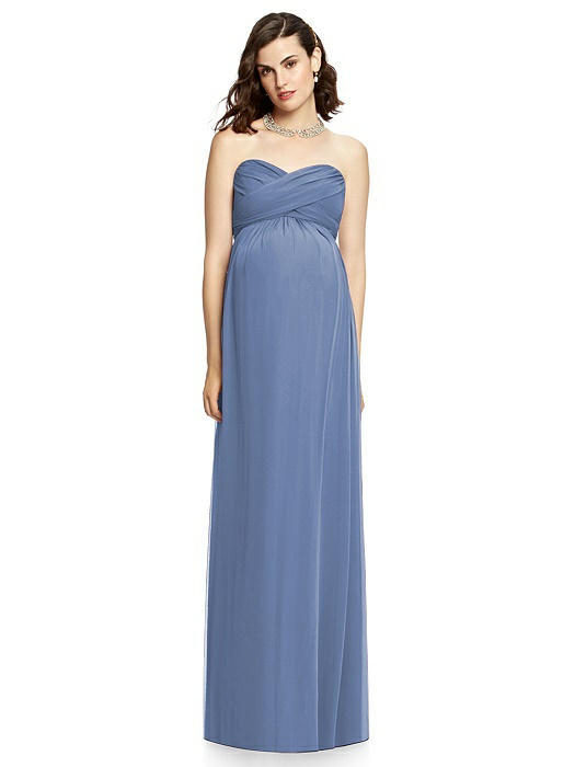 Dessy Collection Maternity Bridesmaid Dress M426 | The Dessy Group