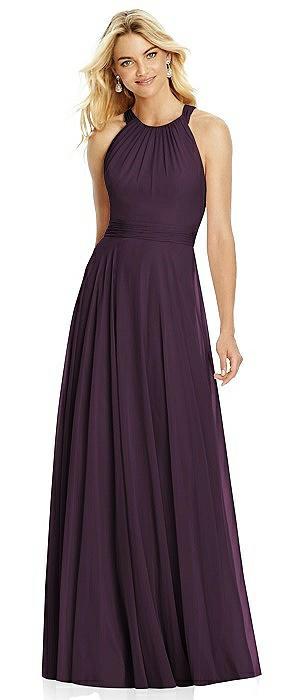 Aubergine Bridesmaid Dresses | The Dessy Group