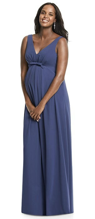 Periwinkle - Pantone Serenity Bridesmaid Dresses | The Dessy Group