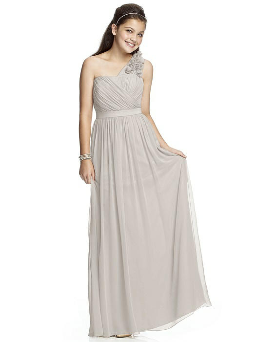 Junior Bridesmaid Dress JR526 The Dessy Group