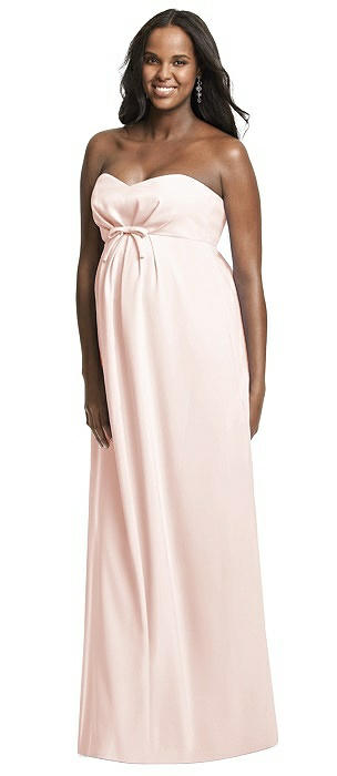 Dessy Collection Maternity Bridesmaid Dress M434