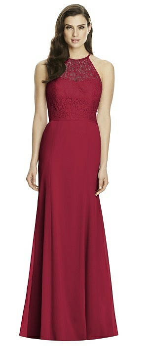 Dessy Bridesmaid Dress 2994