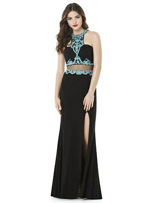 After Six Prom Dress: Madelyn, Black