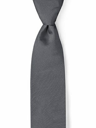 "Boy's 50"" Neck Tie in Peau de Soie"
