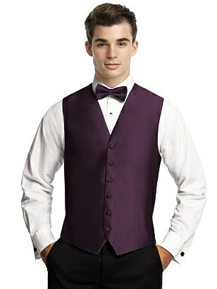Yarn Dyed 6 Button Men's Vest On Sale