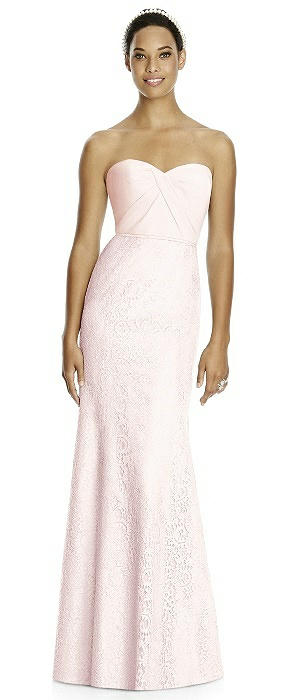 Studio Design Collection 4510 Full Length Strapless Sweetheart Neckline Bridesmaid Dress