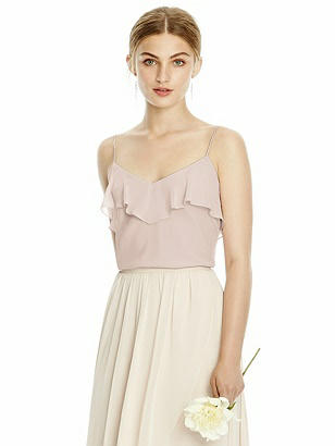 JY Jenny Yoo Bridesmaid Top JYT530