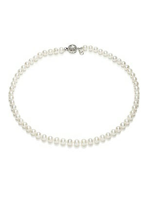 Freshwater Pearl Necklace - 18 inch
