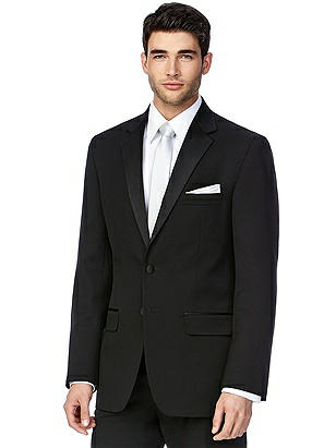 Notch Collar Tuxedo Jacket - The Andrew