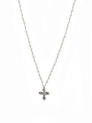 Rosary Freshwater Pearl Necklace