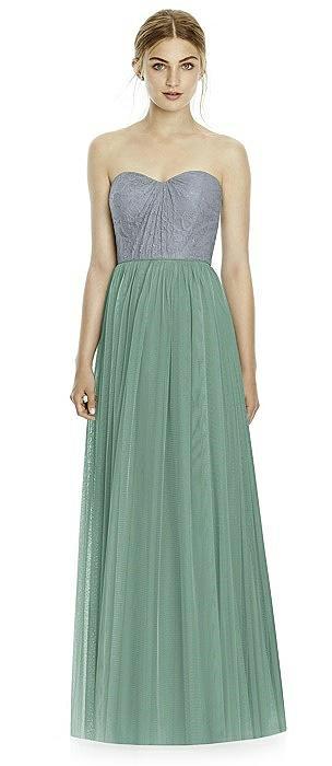 JY Jenny Yoo Bridesmaid Dress JY536