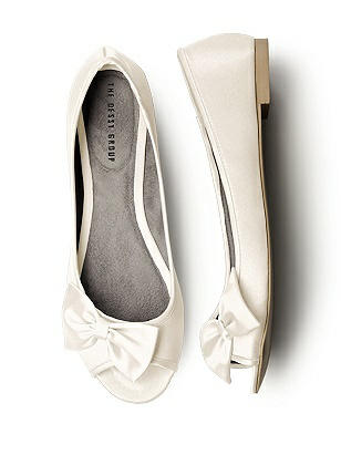 Wedding Shoes | The Dessy Group