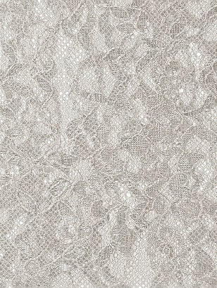 Rococo Lace Fabric by the 1/2 yard