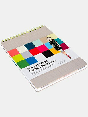 The Pantone Fashion Sketchpad