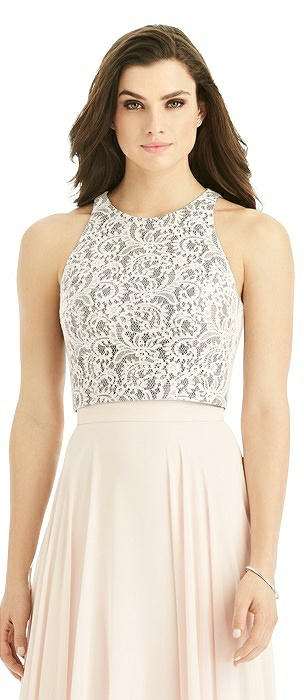 Dessy Bridesmaid Top T3003