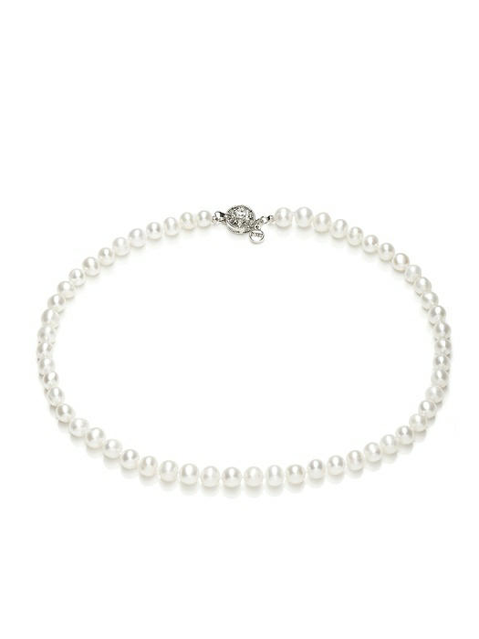 Freshwater Pearl Necklace - 16 inch