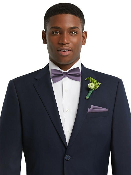 Men's Classic Yarn-Dyed Bow-Tie