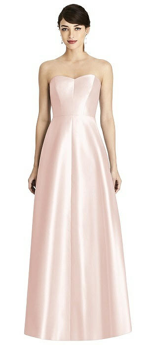 Collared Bridesmaid Dresses