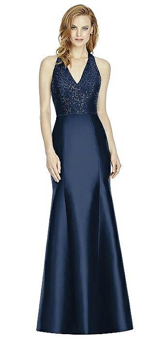 V-Neck Bridesmaid Dresses