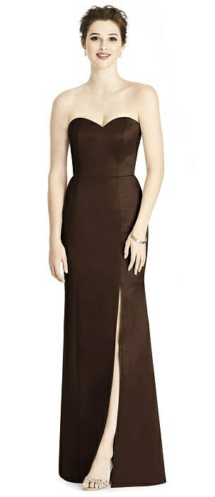 Formal Brown Dresses