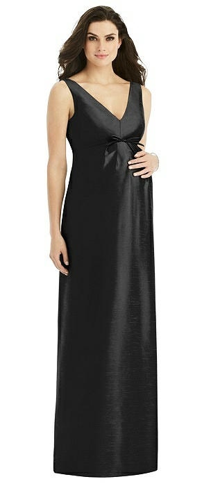Alfred Sung Maternity Bridesmaid Dress Style M439